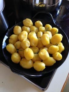 Rosmarinkartoffel